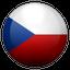 Flaga Czechy
