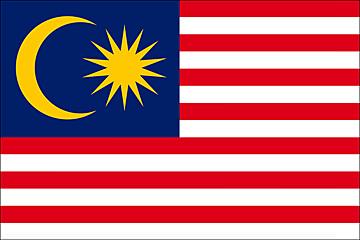 Flaga Malezja