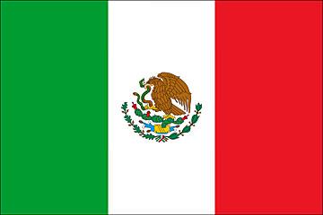 Flaga Meksyk