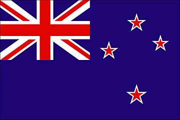 Flaga Nowej Zelandi