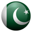 Flaga Pakistan