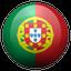 Flaga Portugalia