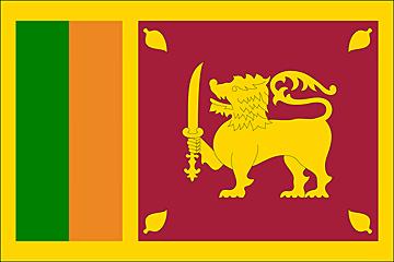 Flaga Sri Lankia
