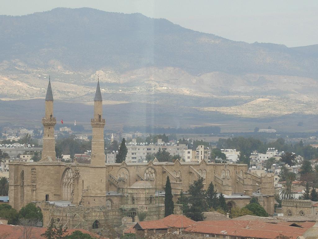 zabytki cypr Nicosia