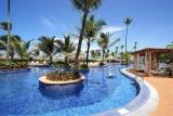 basen przy hotelu w Punta Cana dominikana