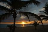 zachod slonca Punta Cana sominikana