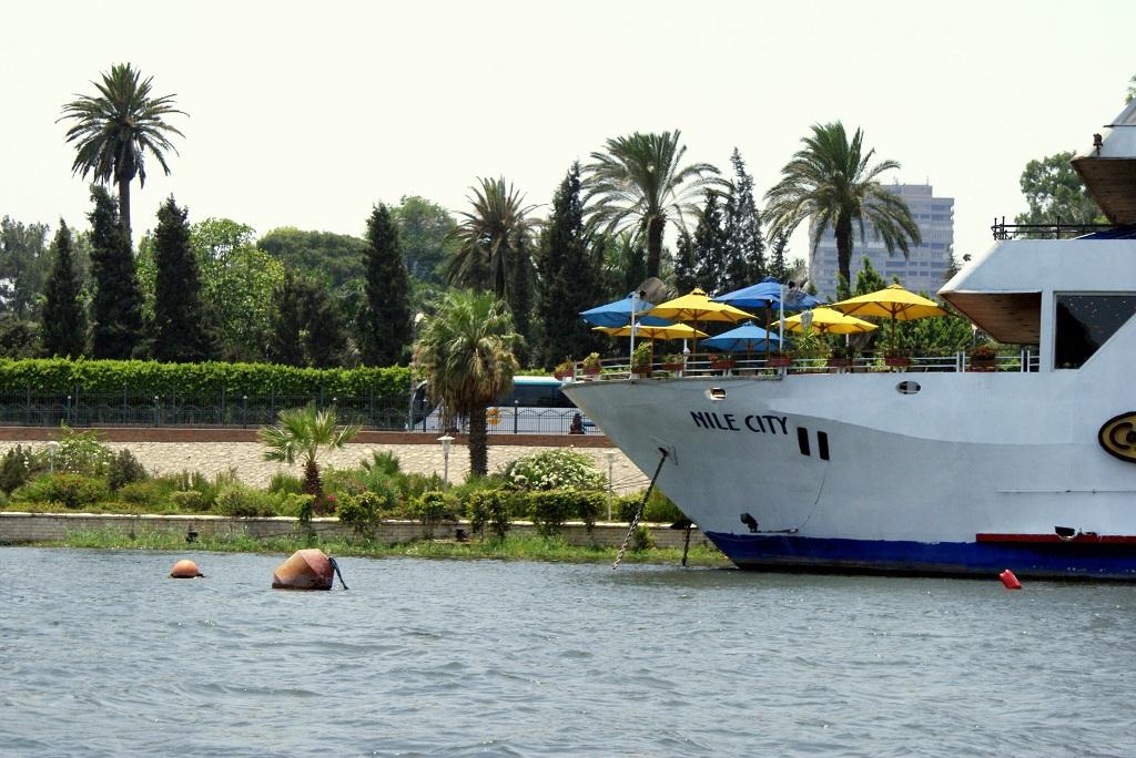 Kair - rejs po Nilu