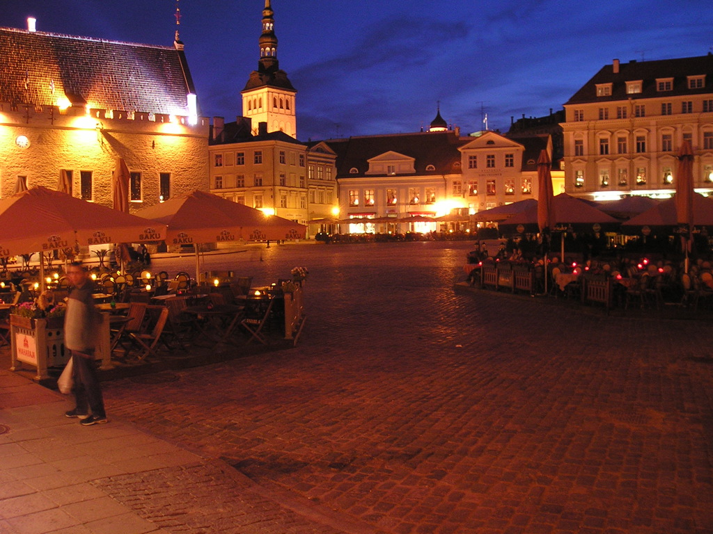 Tallinn noca estonia
