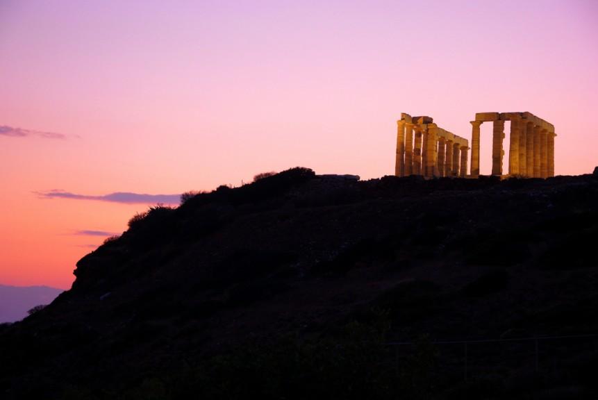 sounion-grecja