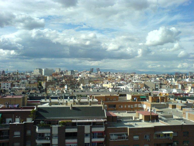 madryt hiszpania