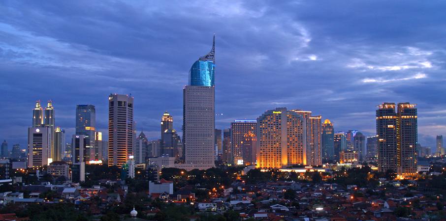 Jakarta indonezja