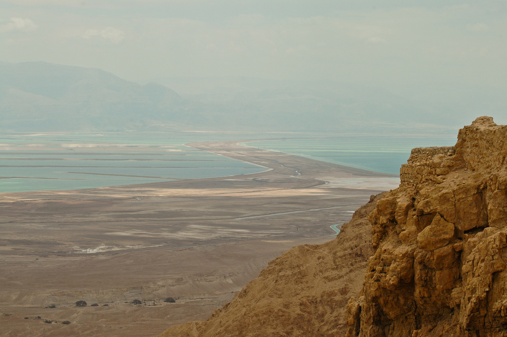 The Dead Sea izrael