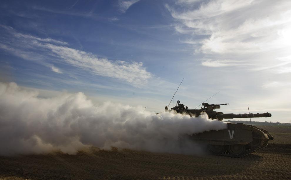 gaza izrael