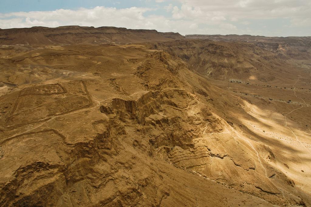 pustynia Judean Desert izrael