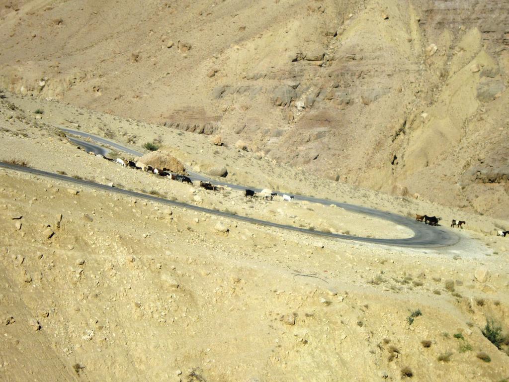 jordania skaly