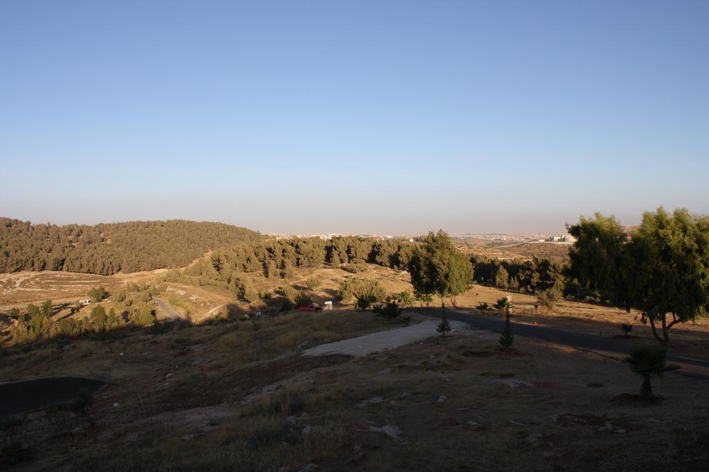 panorama Amman jordania