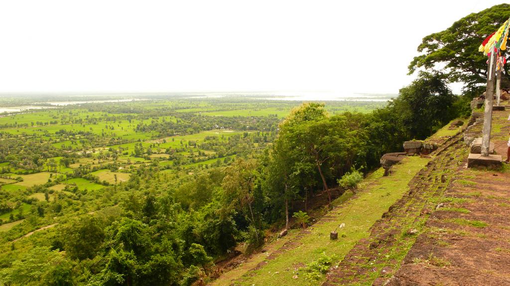 Phnom Chisor kambodza