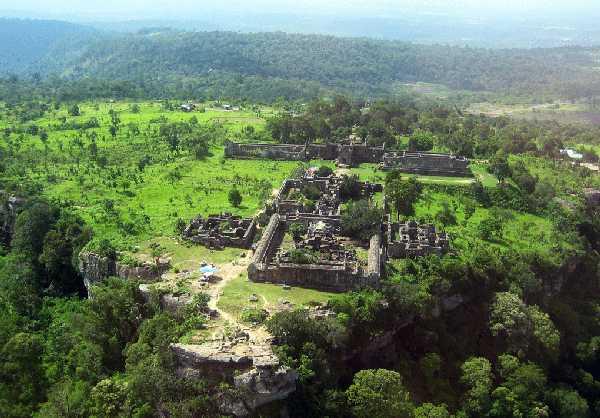 Preah Vihear kambodza