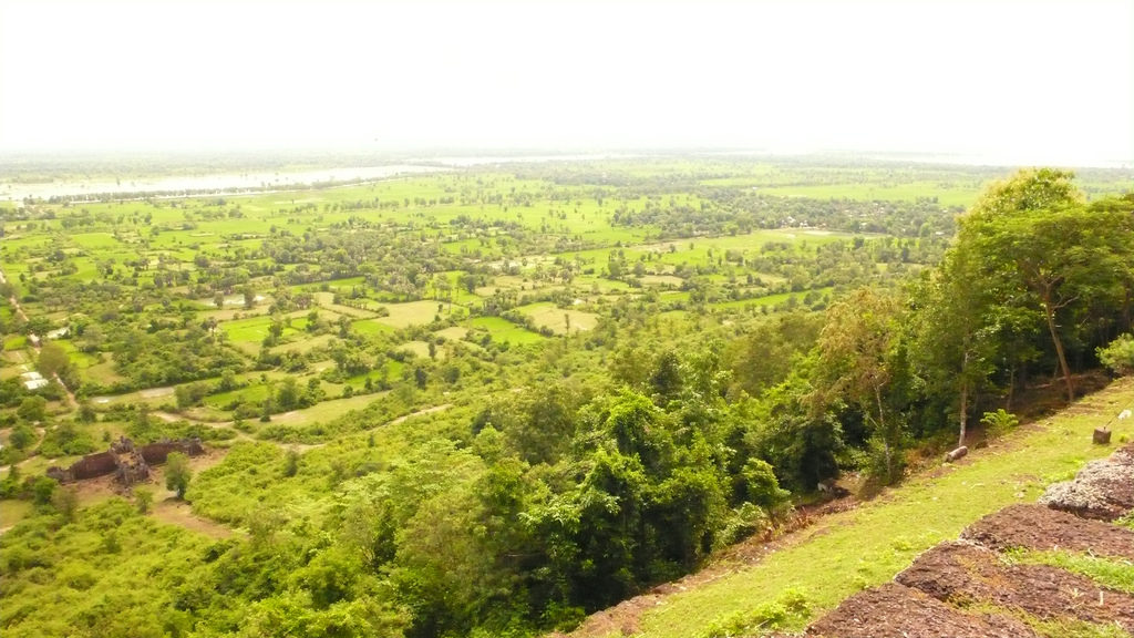 kambodza Phnom Chisor