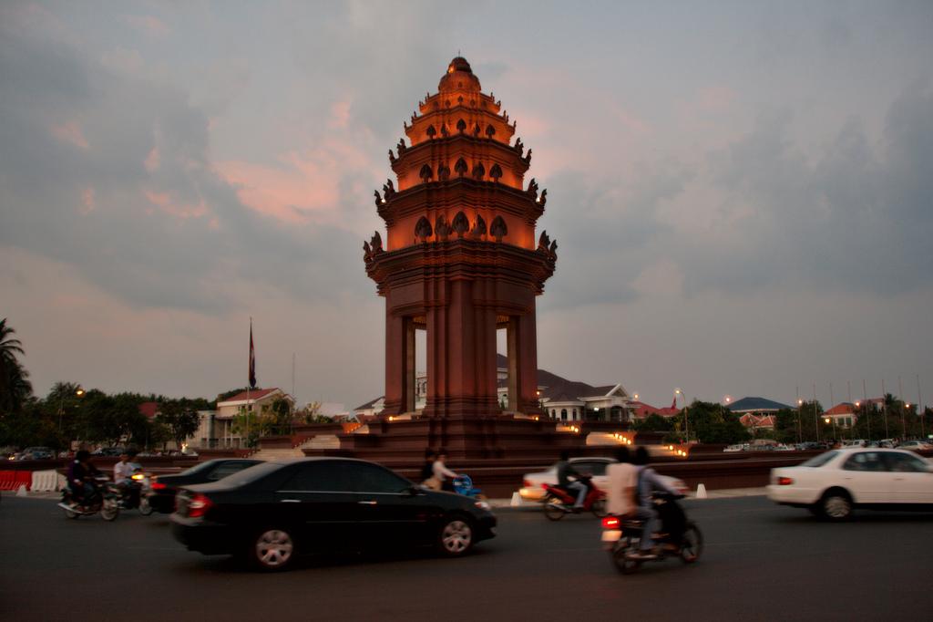 kambodza Phnom Penh