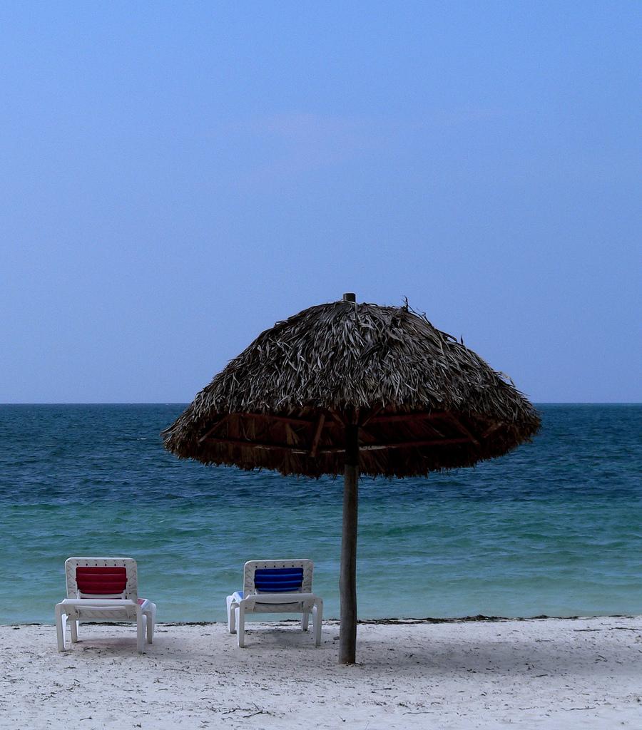 plaza ocean morze kuba