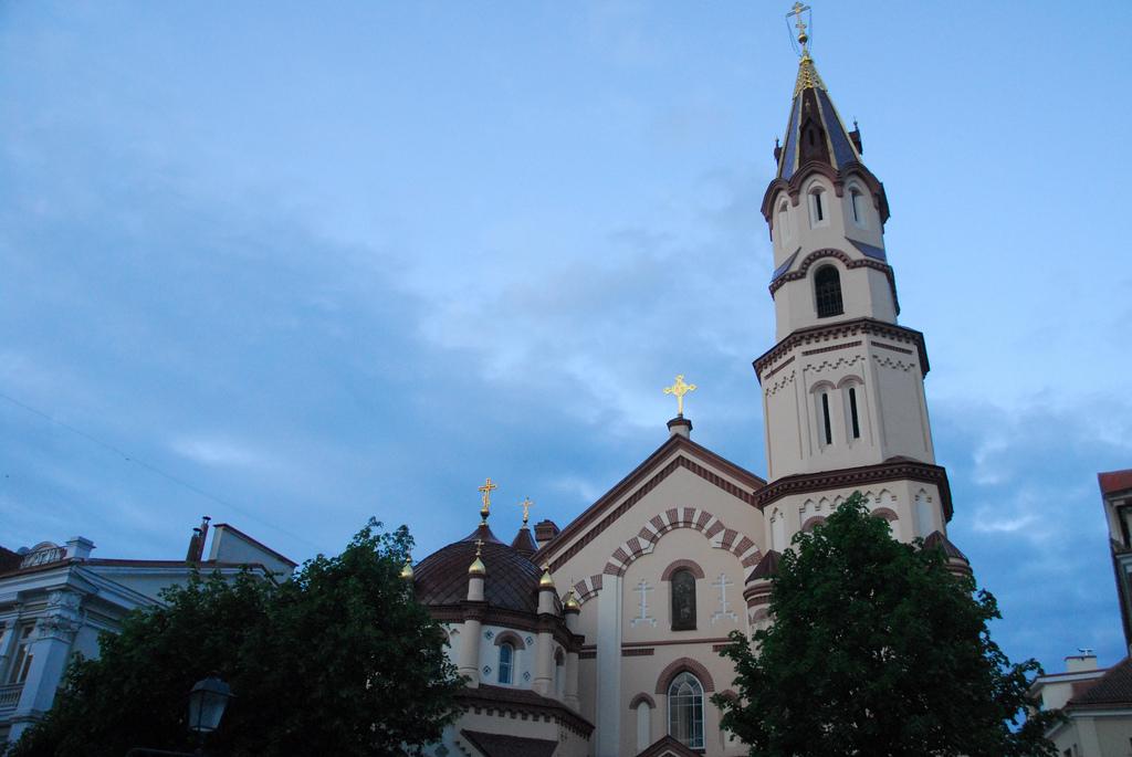Vilnius kosciol litwa