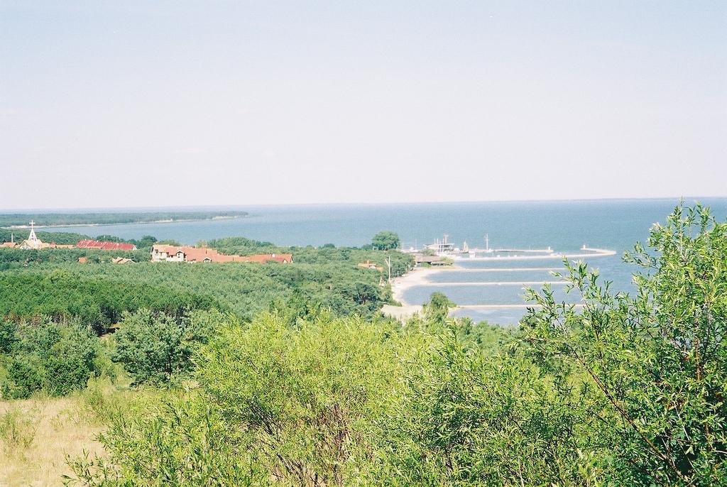 wybrzeze litwa