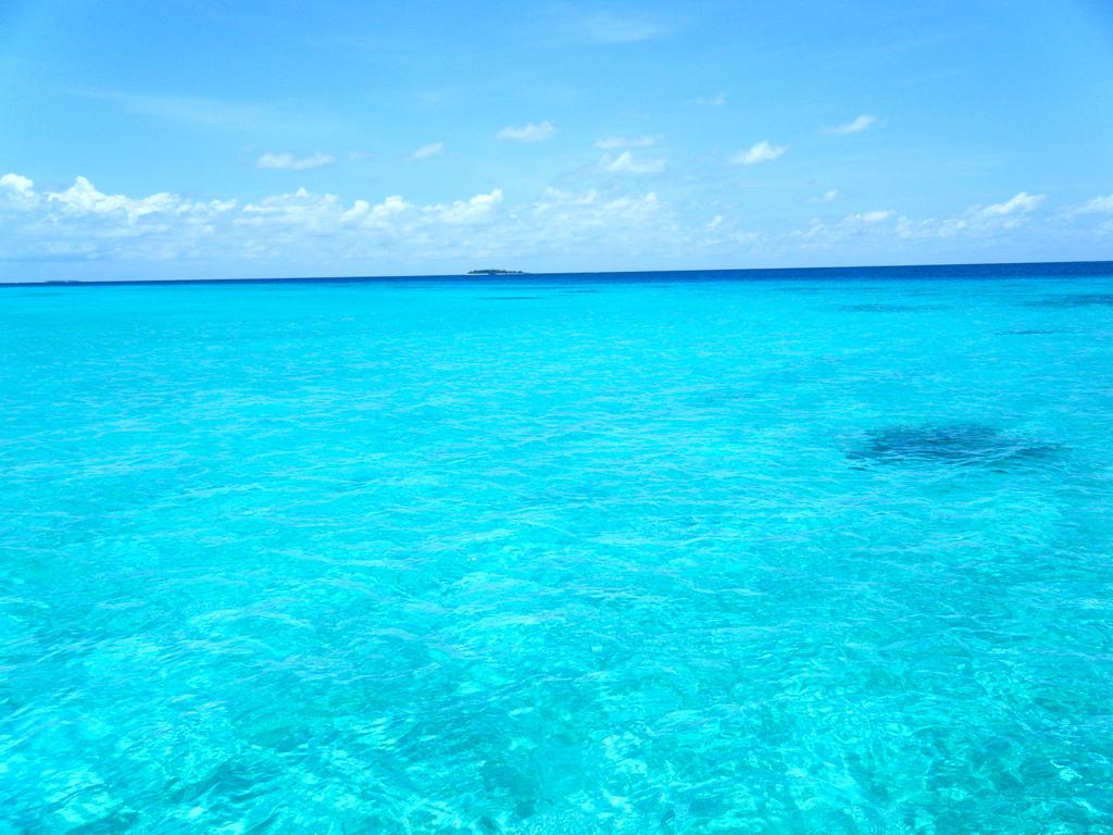 woda ocean malediwy