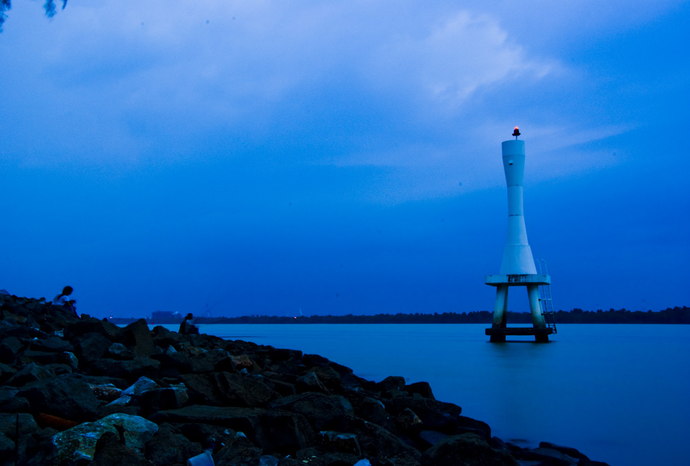 latarnia morska Klang malezja