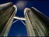 Petronas Towers wieze kuala lumpur malezja