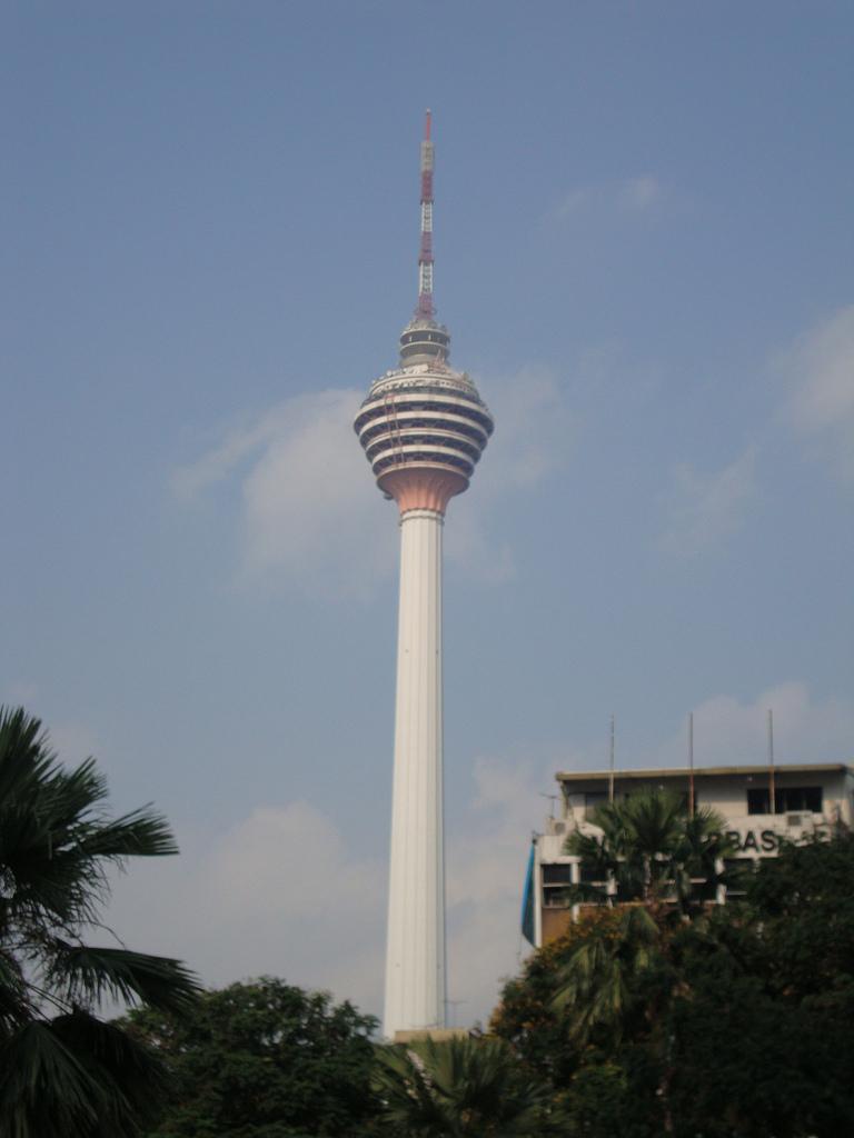 wieza Kuala Lumpur malezja