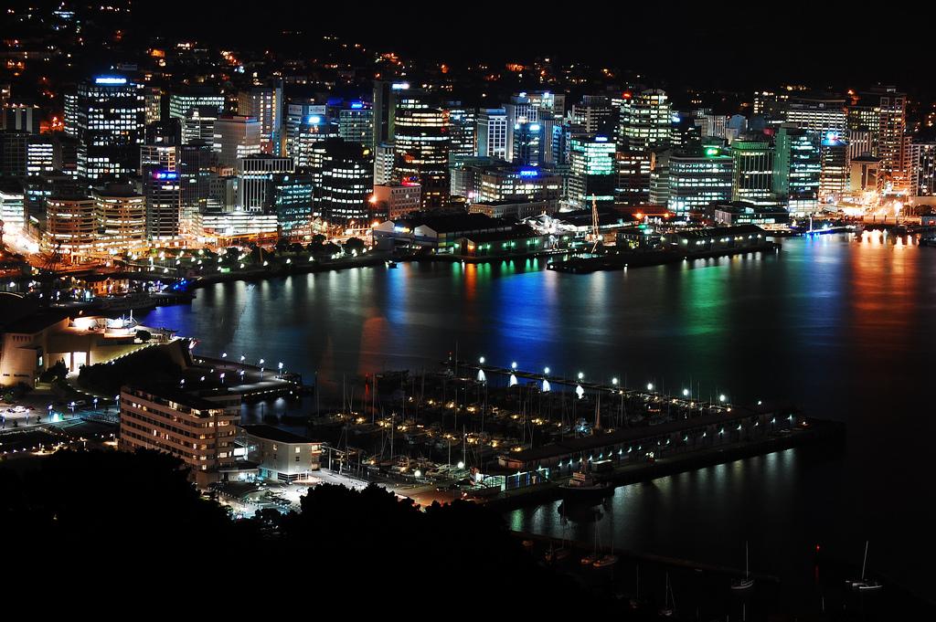 Wellington noca nowa zelandia