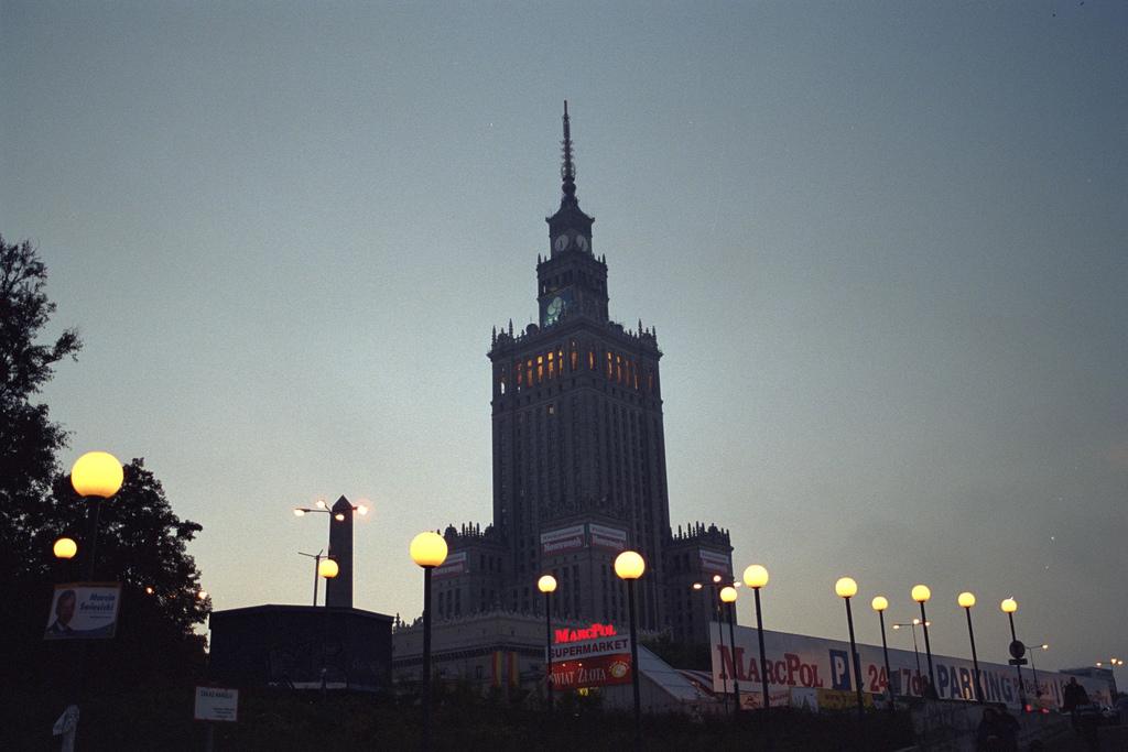 palac kurtuly i nauki warszawa polska