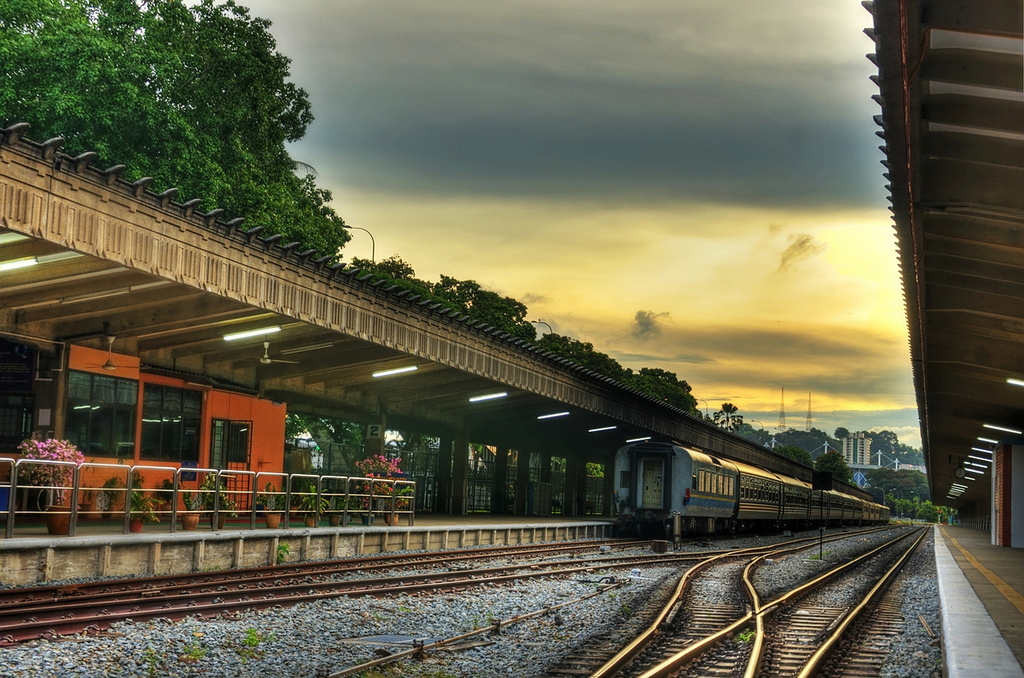 stacja Tanjong Pagar singapur