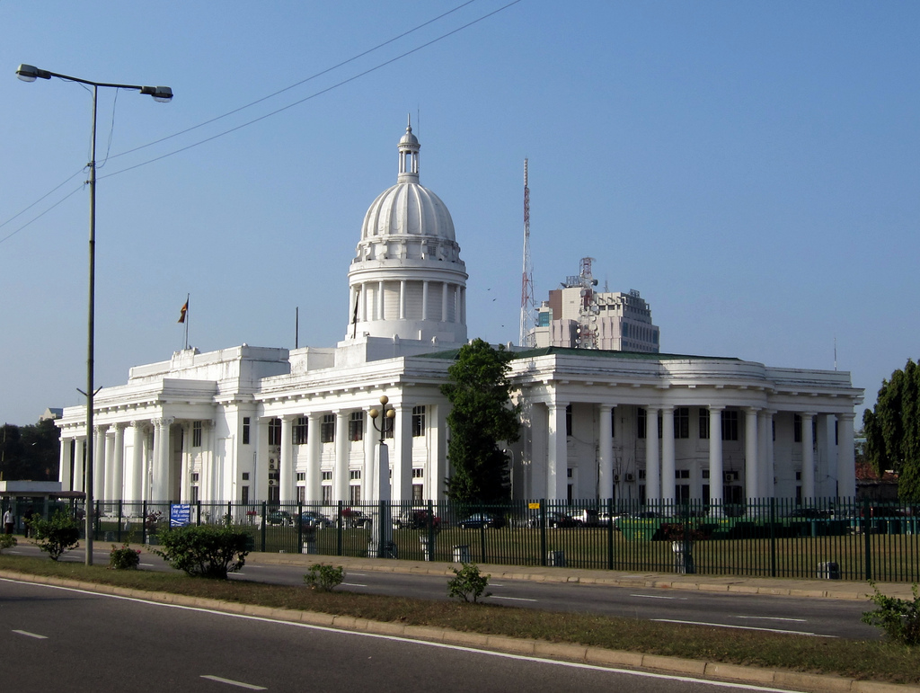 Colombo Town Hall sri lanka