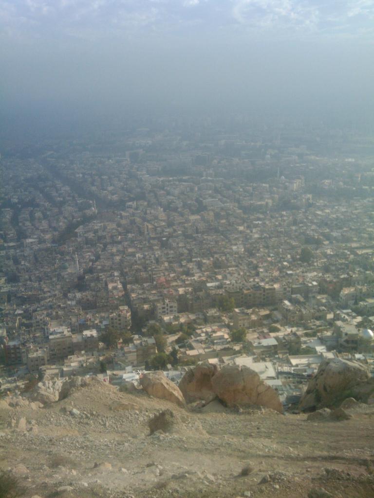 damaszek syria