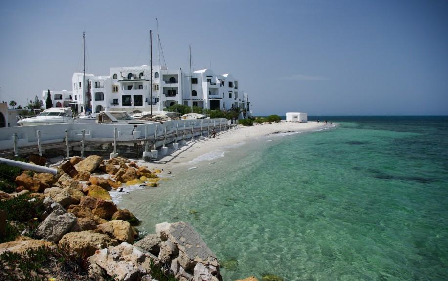 port-el-kantaoui-tunezja