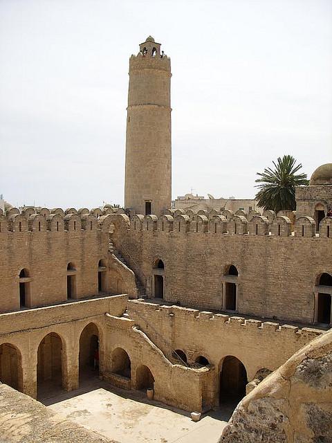 zamek tunezja
