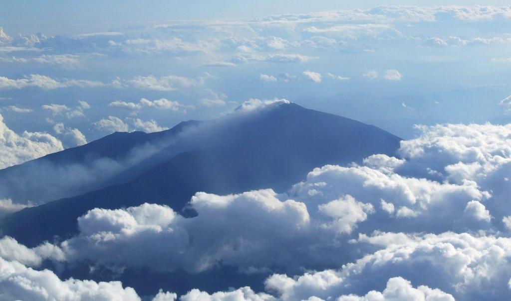 wulkan etna wlochy
